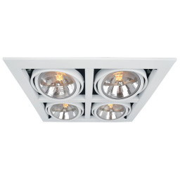 Светильник точечный Arte Gardani A5935PL-4WH