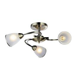 Светильник потолочный Arte Innocente A6056PL-3AB