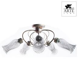 Светильник потолочный Arte Gemma A6335PL-5WG