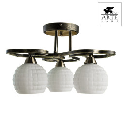 Светильник потолочный Arte Lana A6379PL-3GA