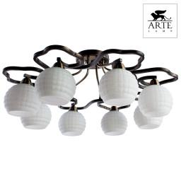 Светильник потолочный Arte Lana A6379PL-8GA