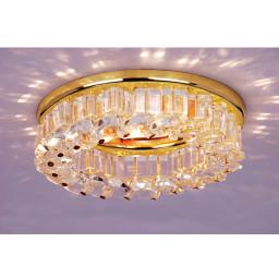 Светильник точечный Arte Brilliant A7082PL-1GO