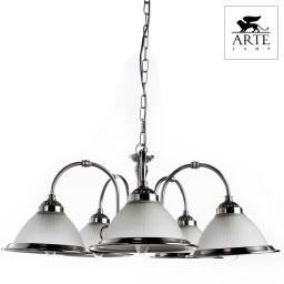 Люстра Arte American Diner A9366LM-5SS