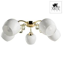 Светильник потолочный Arte Millo A9549PL-5GO