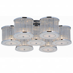 Светильник потолочный Arte Glassy A8240PL-7CC