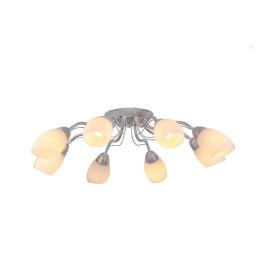 Светильник потолочный Arte Carlo A8105PL-8WG