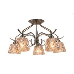 Светильник потолочный Arte Gemma A6185PL-5AB