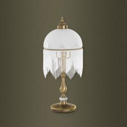Лампа настольная Kutek Palermo Swarovski PAL-LG-1(P)SW