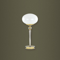 Лампа настольная Kutek Piombino PIO-LG-1(C/Z)