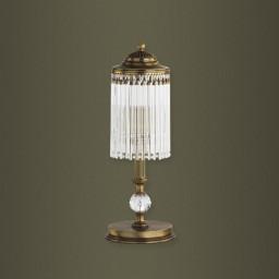 Лампа настольная Kutek Fiore FIO-LG-1(P)