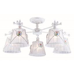 Светильник потолочный Maytoni Elegant 53 ARM620-05-W