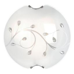 Светильник настенно-потолочный Globo Burgundy 40404-4