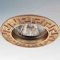 Светильник точечный Lightstar Antico Fix 011112