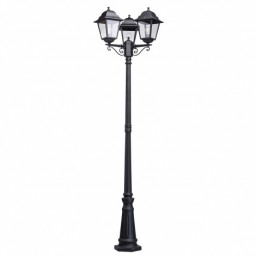Уличный фонарь MW-Light Глазго 815011001