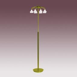 Торшер N-Light FX-0325/8 Satin Gold