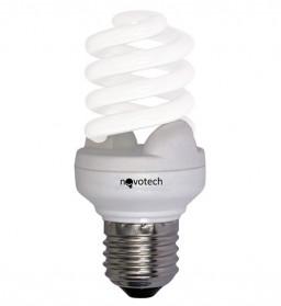 Энергосберегающая лампа Novotech 20Вт (соответствует 100 Вт) , 2700К (теплый белый), E27 321018